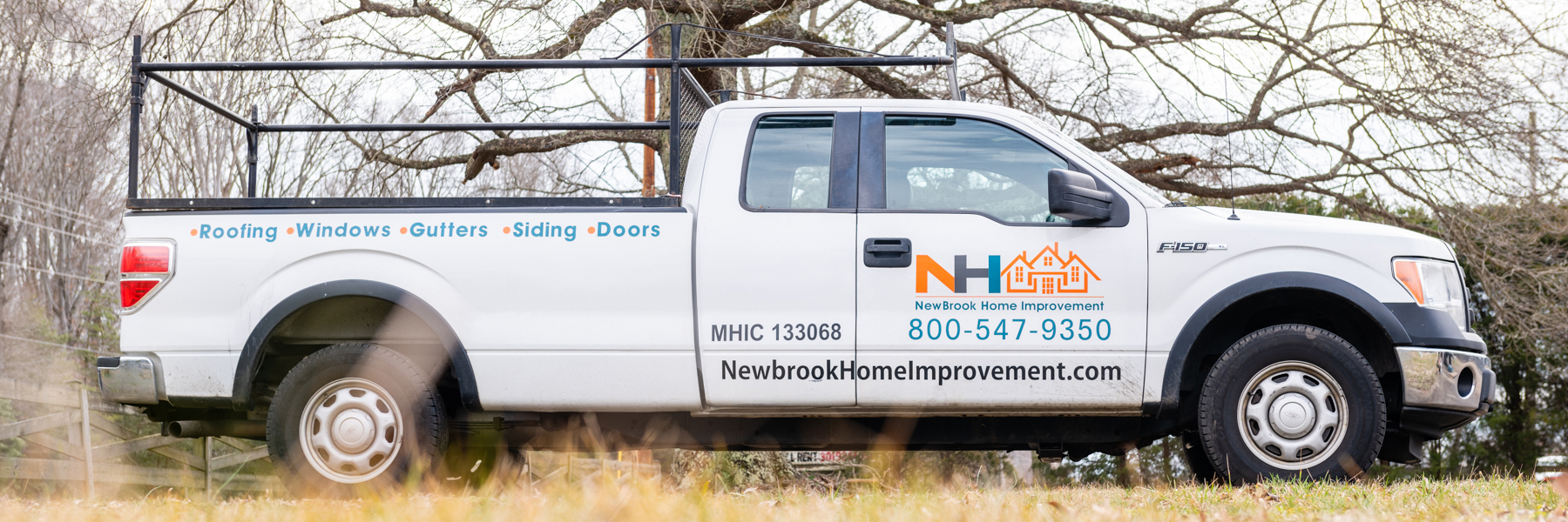 NewBrook Home Improvement truck