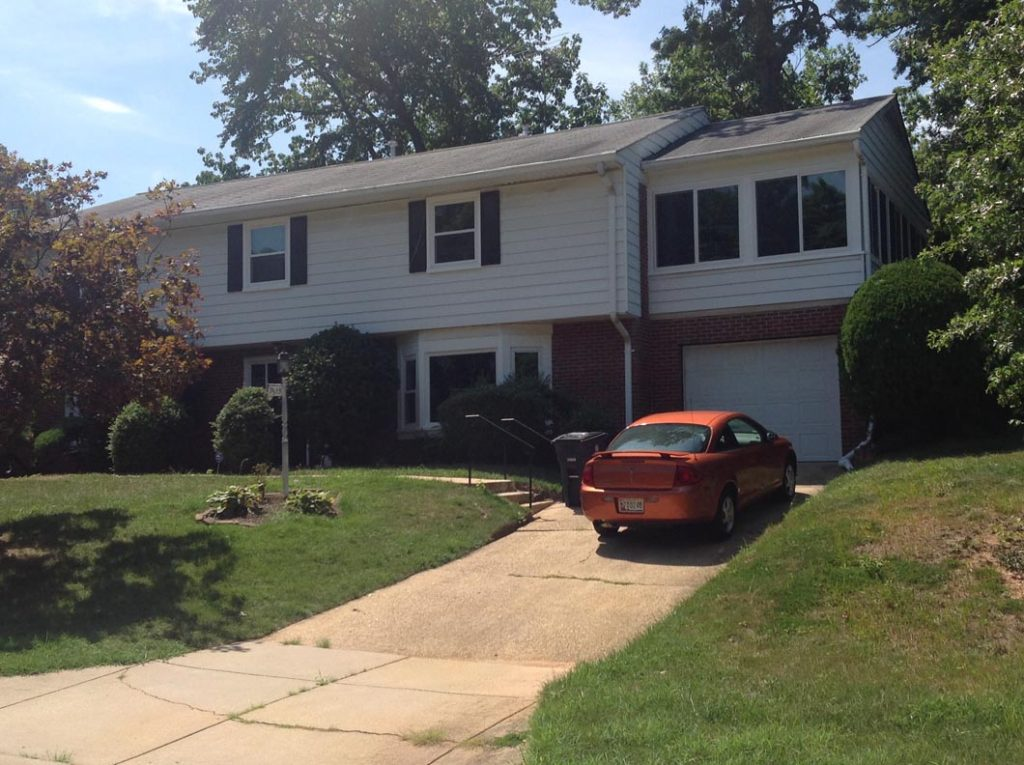 Residential window replacement in New Carrollton, MD