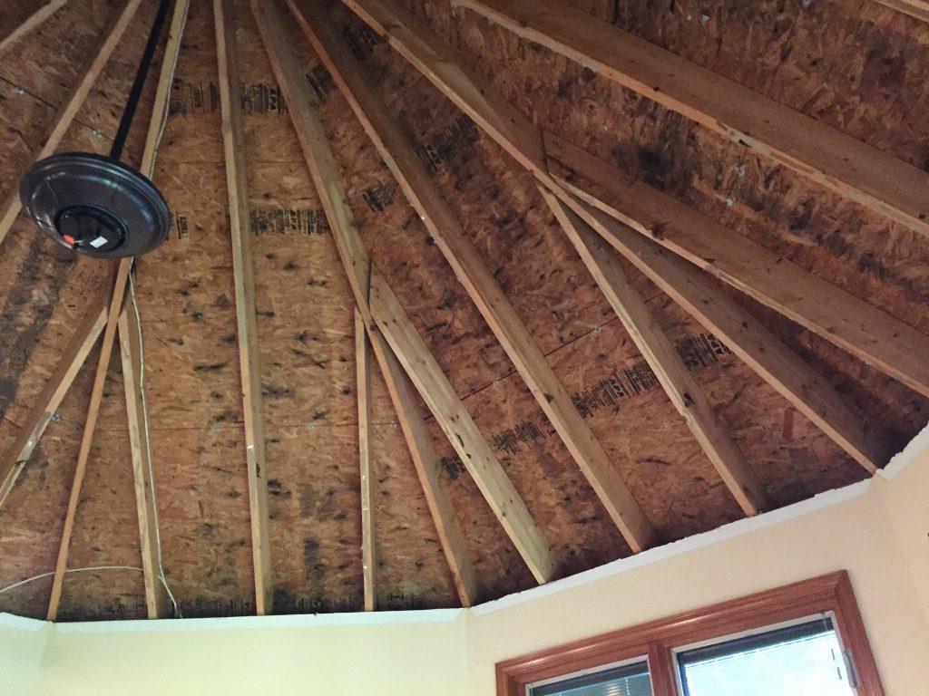 Roof repair services in Towson, MD